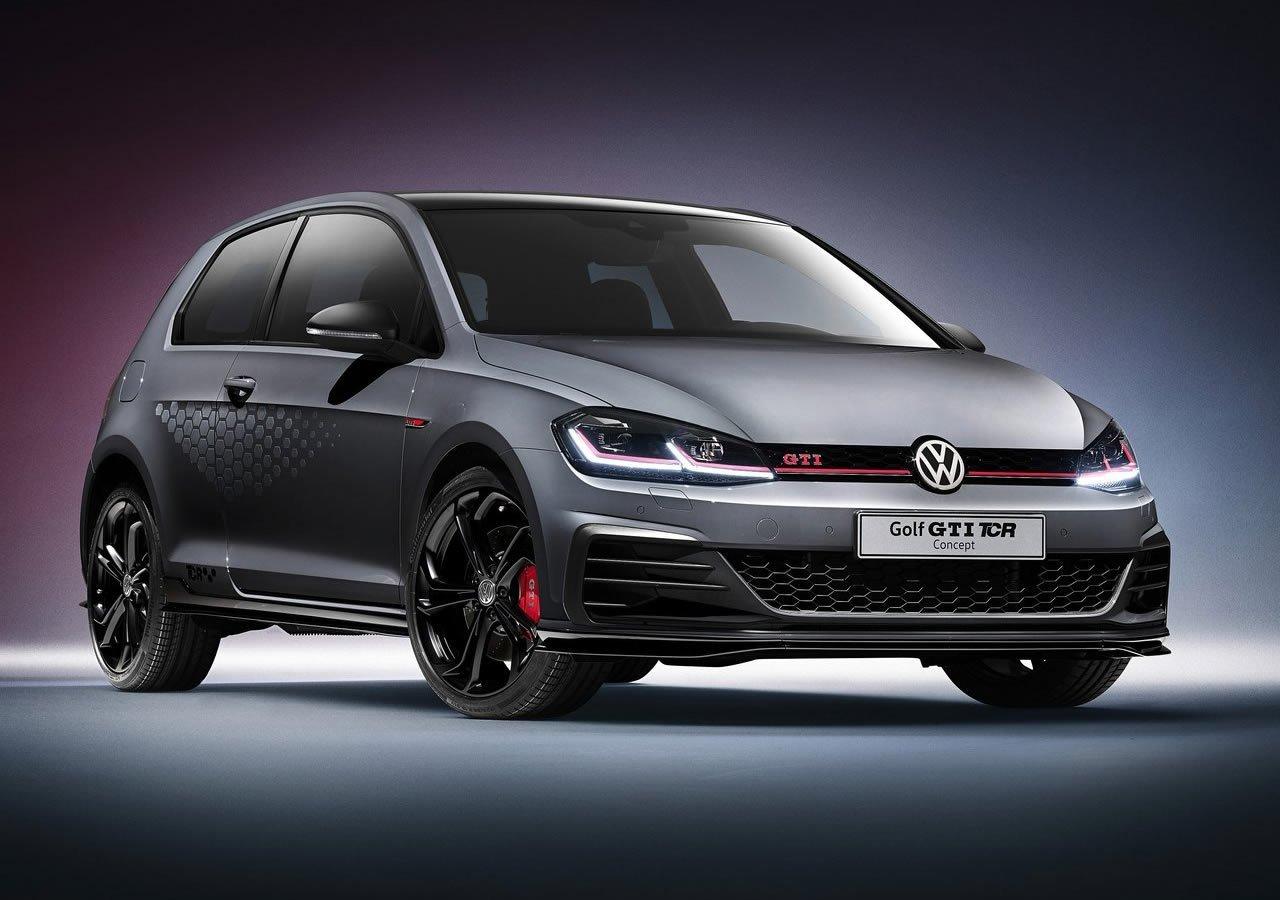 Yeni Volkswagen Golf GTI TCR