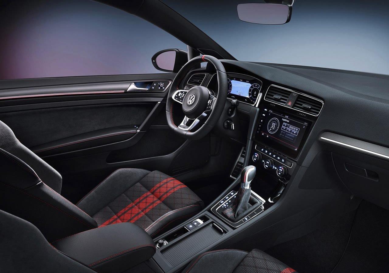 Yeni Volkswagen Golf GTI TCR 0-100