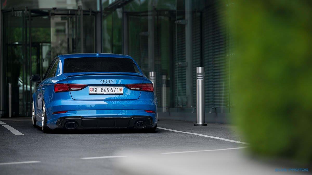 2018 Audi RS3 Sedan Jant Tavsiyesi