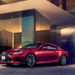 2019 Yeni Lexus RC Özellikleri
