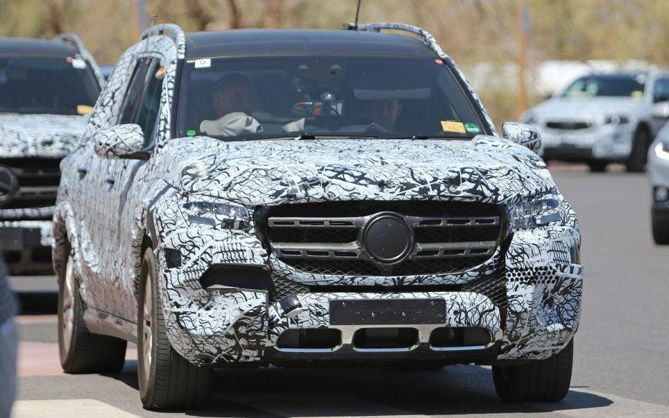 2020 Yeni Kasa Mercedes-Benz GLS
