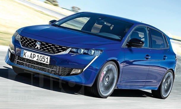 2020 Yeni Kasa Peugeot 308