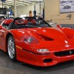 Ferrari F50 Teknik Özellikleri
