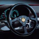 Ferrari F50 İçi