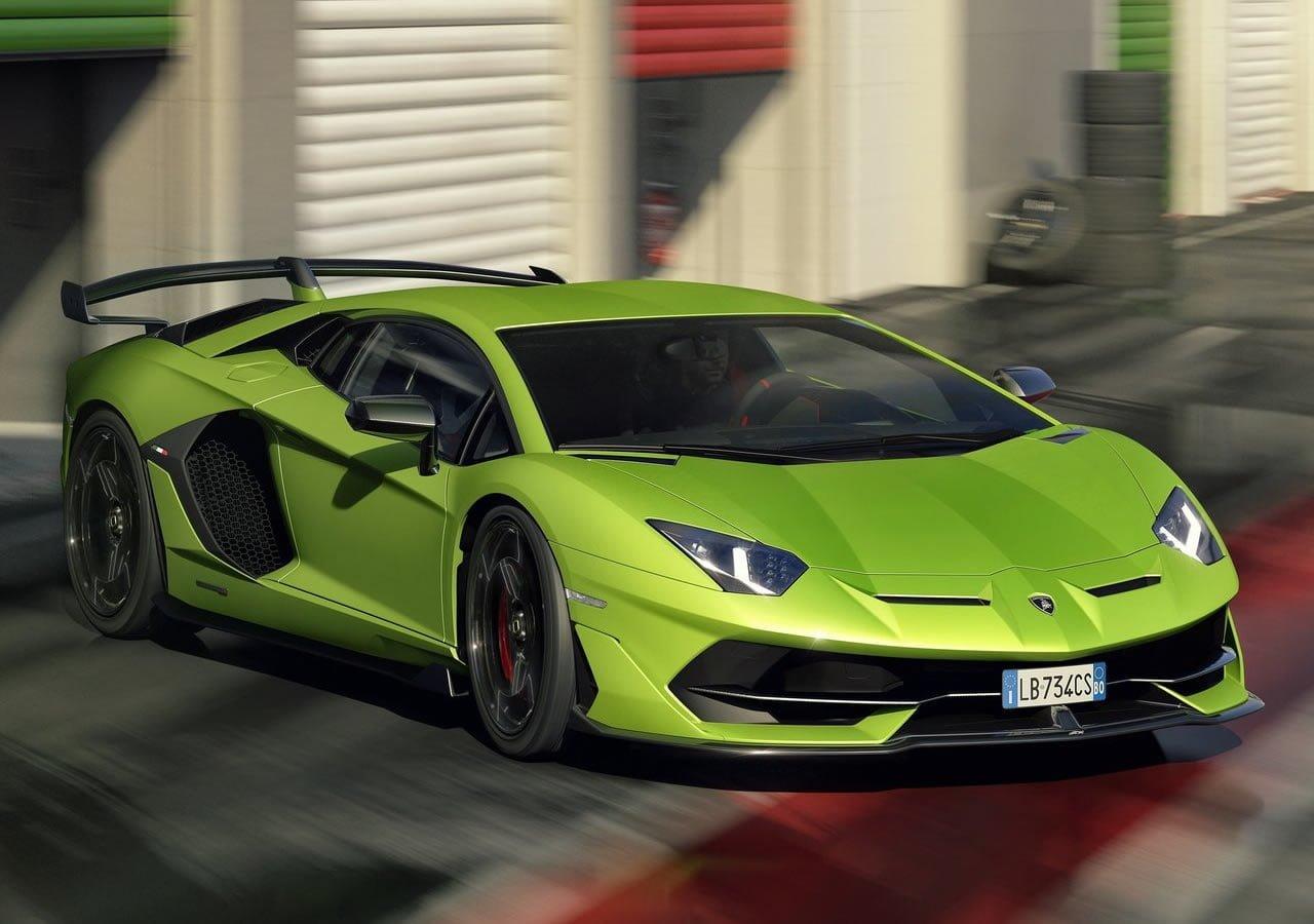 2019 Lamborghini Aventador SVJ Teknik Özellikleri
