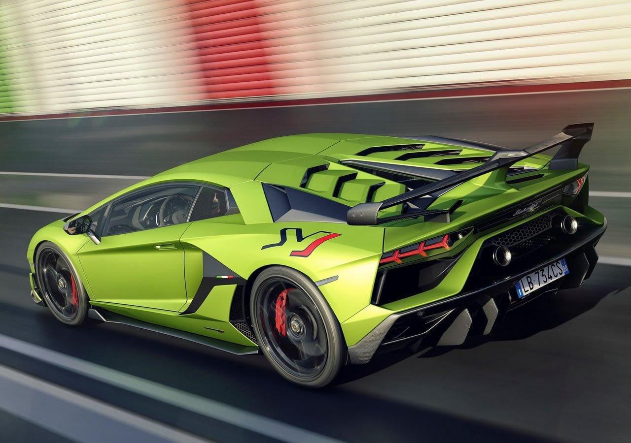 2019 Lamborghini Aventador SVJ Özellikleri