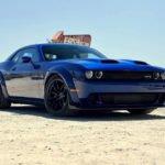 Makyajlı 2019 Dodge Challenger SRT Hellcat Teknik Özellikleri