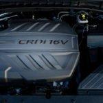 Makyajlı 2019 Hyundai Tucson 1.6 CRDi Motoru