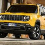 Makyajlı 2019 Yeni Jeep Renegade