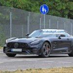 Makyajlı 2020 Mercedes-AMG GT