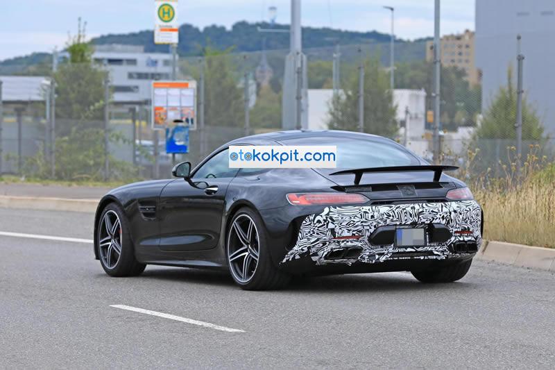 Makyajlı Mercedes-AMG GT Ne Zaman Çıkacak?