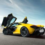 McLaren P1 Fotoğrafları
