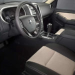 Mercury Mountaineer Kokpiti