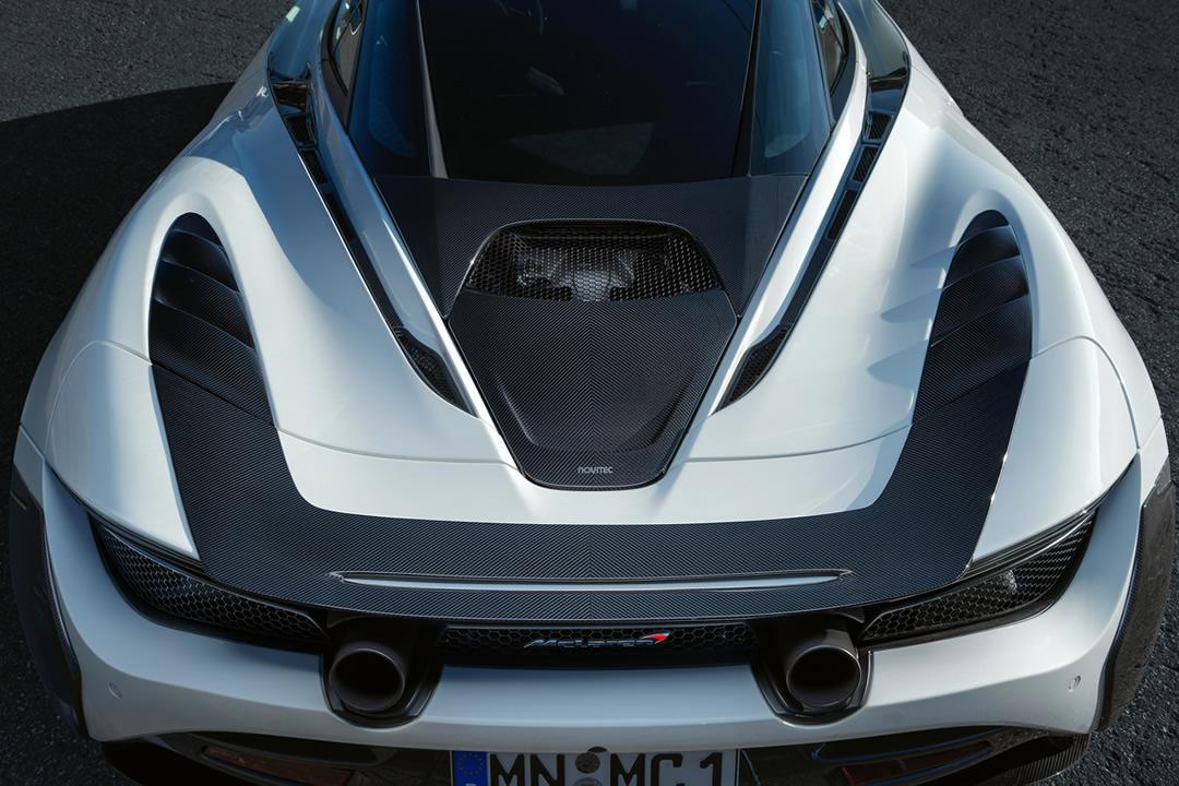 Novitec McLaren 720S 2018