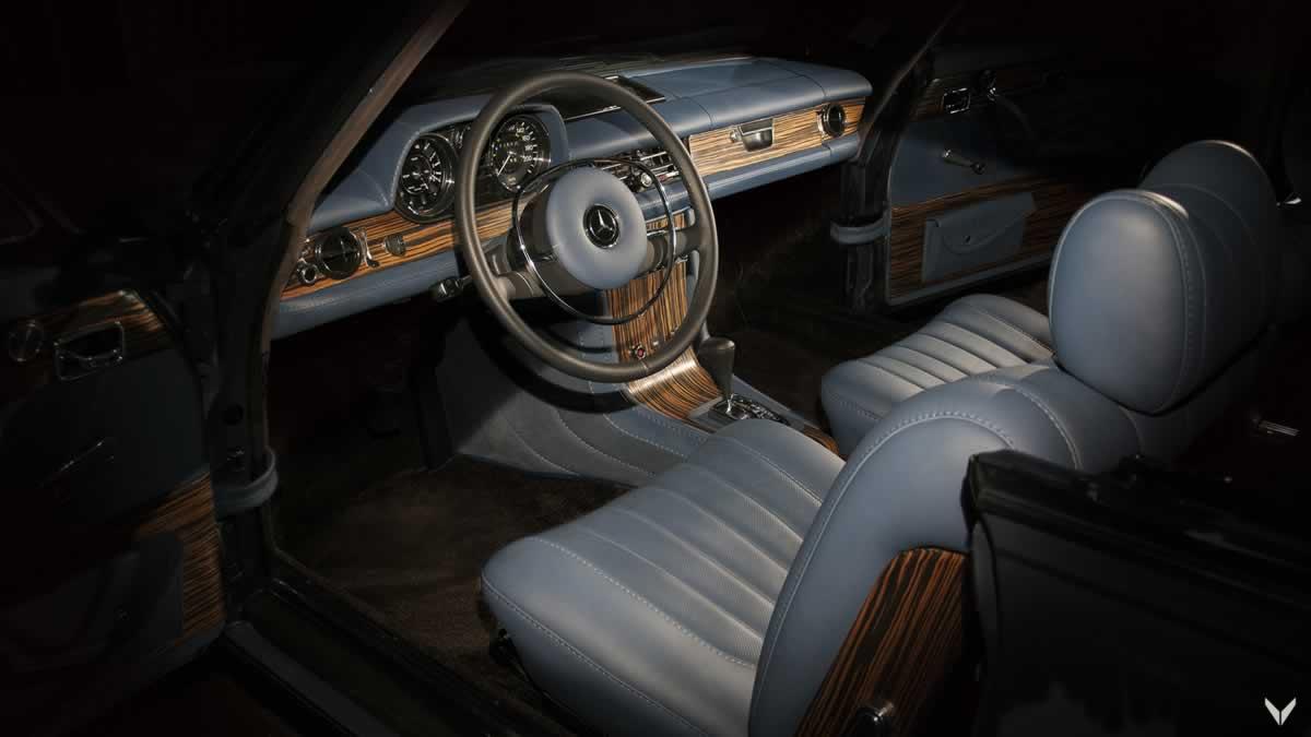 Vilner Tuning Mercedes 250 CE