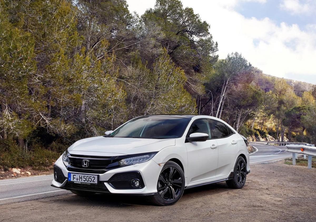 Yeni Honda Civic Hatchback 16 Dizel Otomatik Türkiye Fiyatı Ve