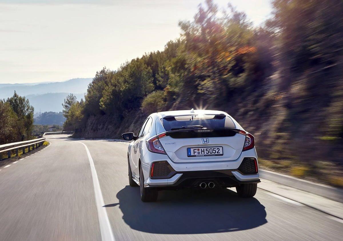 2018 Honda Civic Hatchback 1.6 Dizel Otomatik Rakipleri