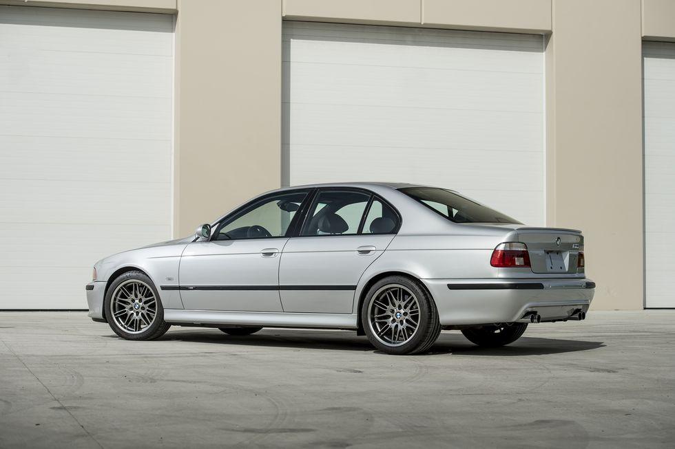 BMW M5 E39 Türkiye Fiyatı