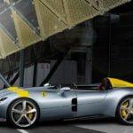 2019 Ferrari Monza SP1 Teknik Özellikleri