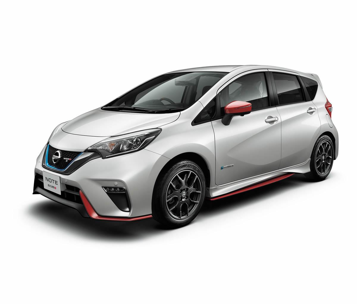 2019 Nissan Note e-Power Nismo S Özellikleri