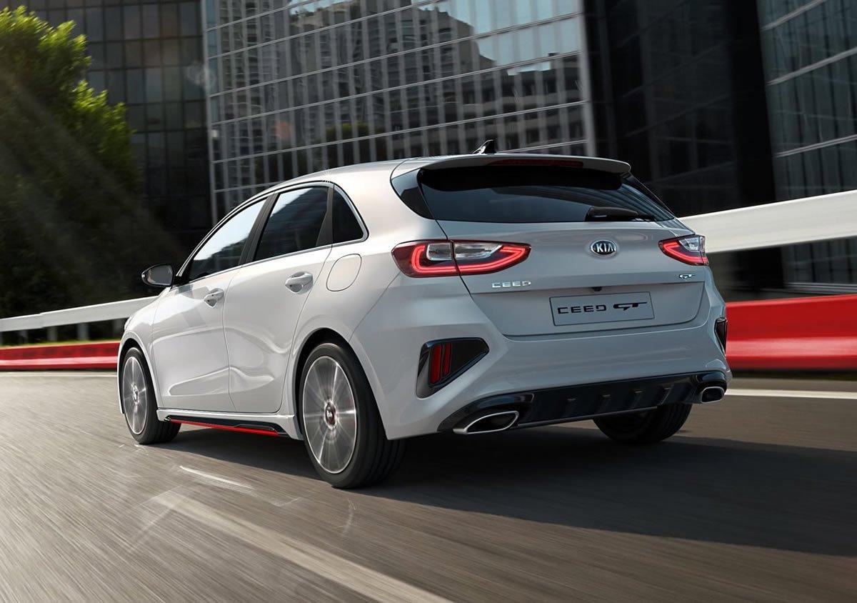 2019 Yeni Kia Ceed GT Teknik Özellikleri