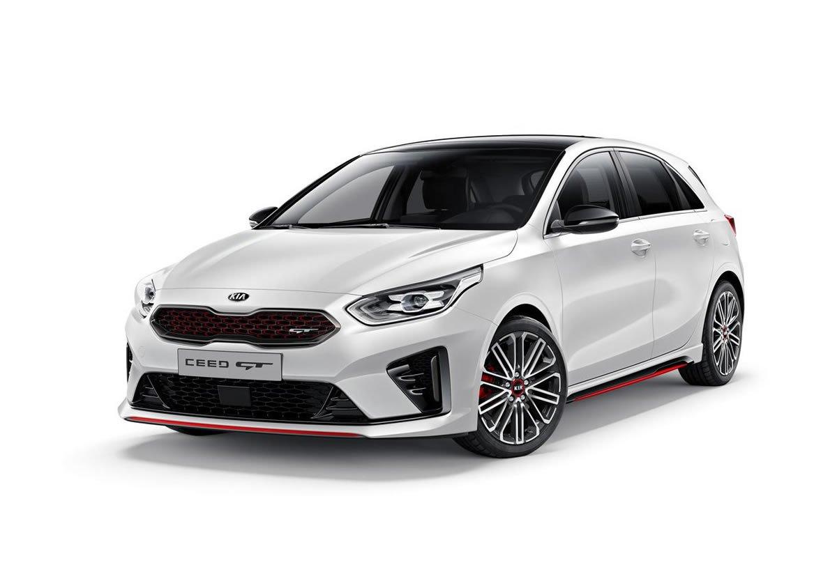2019 Yeni Kia Ceed GT - Oto Kokpit