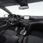 2019 Yeni Kia Ceed GT Kokpiti