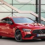 2019 Yeni Mercedes-AMG GT43 Özellikleri