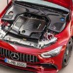 Yeni Mercedes-AMG GT43 Motoru