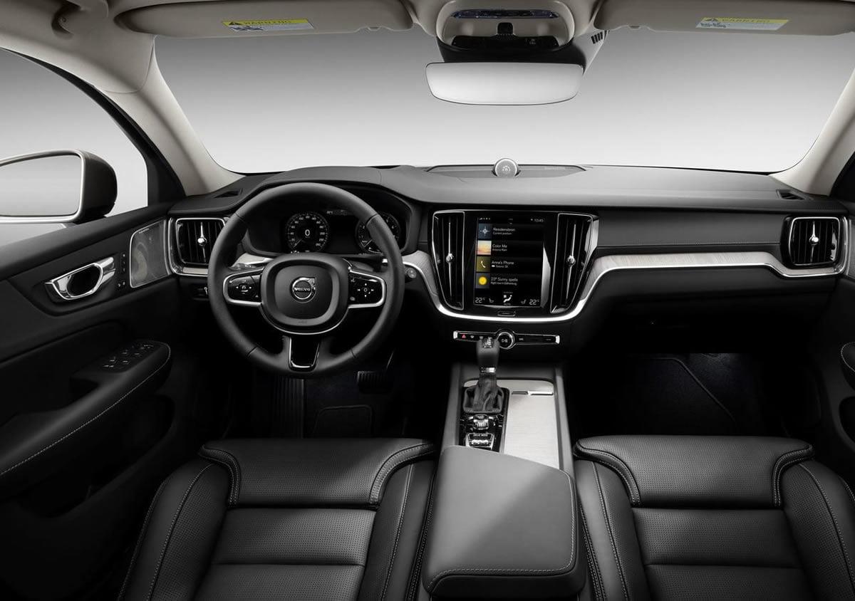 Volvo V60 Cross Country Kokpiti