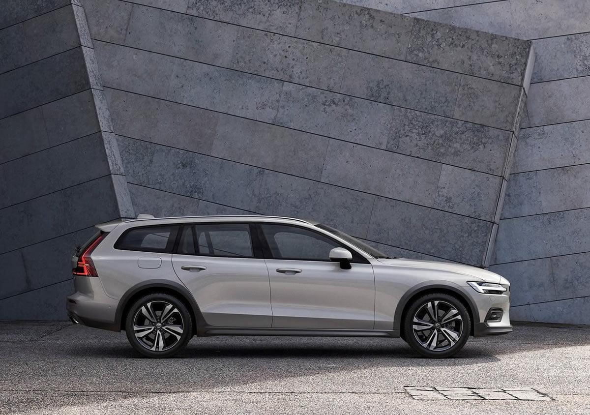 Volvo V60 Cross Country >> 2019 Yeni Volvo V60 Cross Country Oto Kokpit