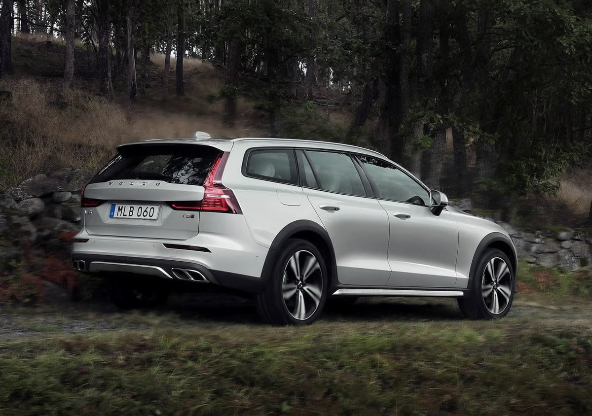 2019 Yeni Volvo V60 Cross Country Teknik Özellikleri