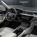 Yeni Audi e-tron İçi