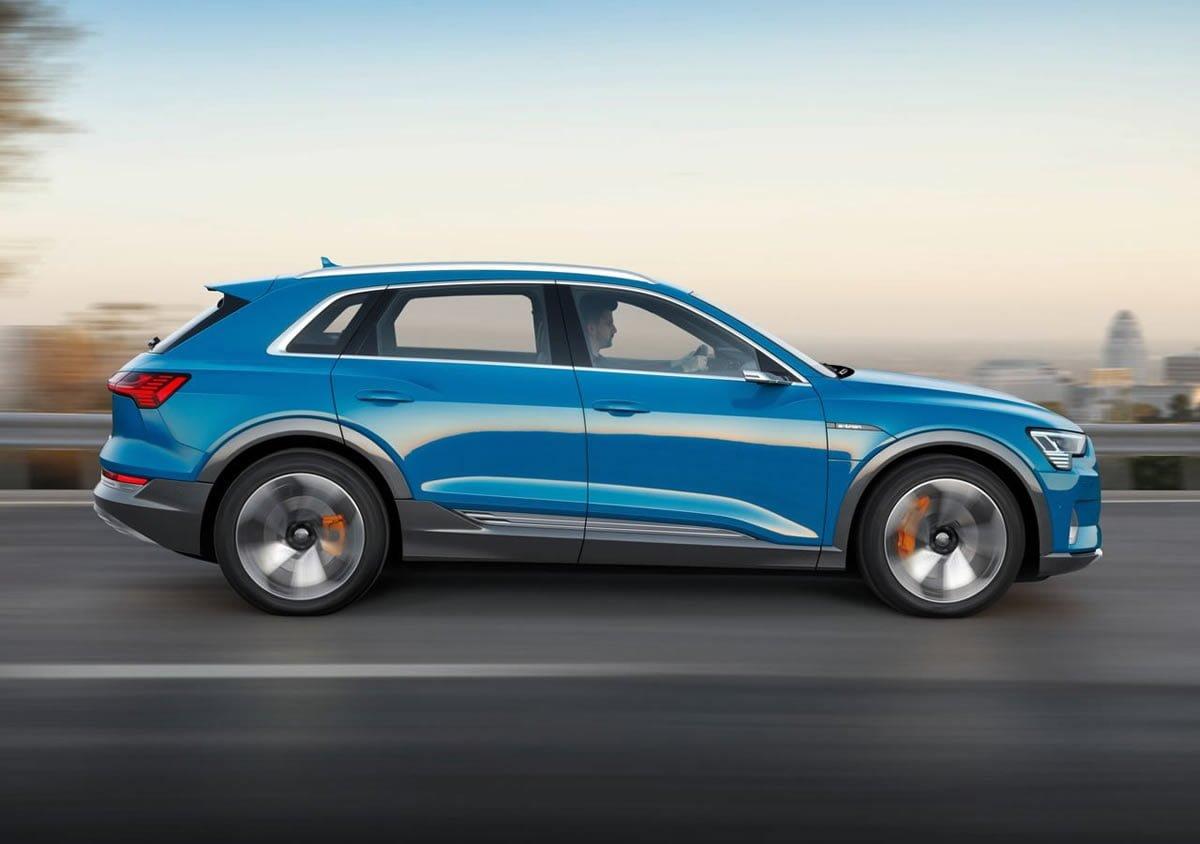 2020 Yeni Audi e-tron Teknik Özellikleri