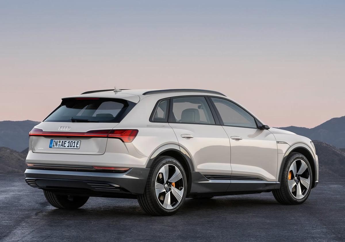 Yeni Audi e-tron Teknik Özellikleri