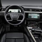Yeni Audi e-tron Kokpiti