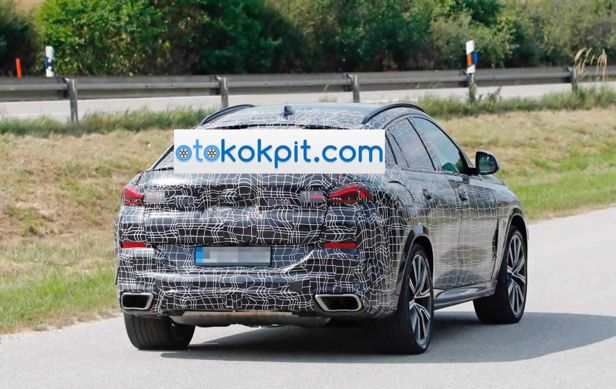 2020 Yeni Kasa BMW X6 Ne Zaman Çıkacak?