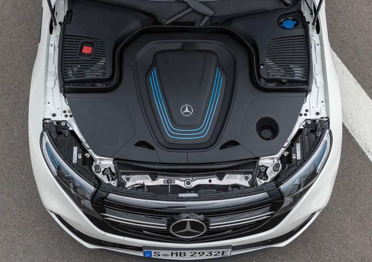 Yeni Mercedes-Benz EQC Kaç Beygir