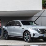 Yeni Mercedes-Benz EQC Menzili