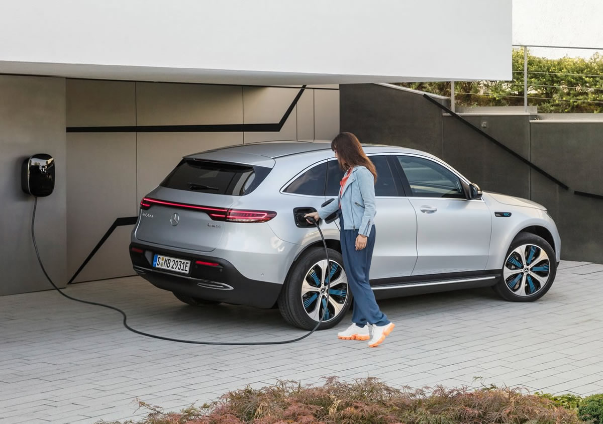 Yeni Mercedes-Benz EQC Elektrik Tüketimi