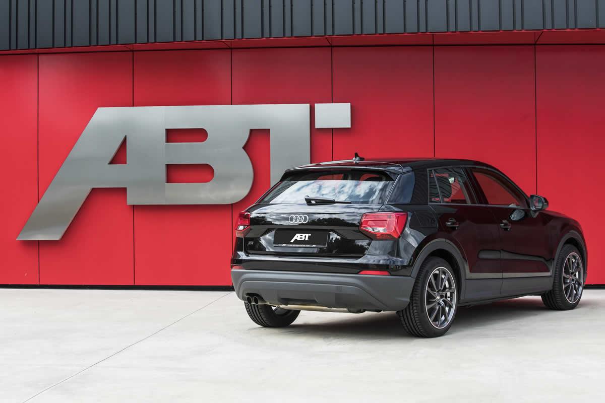 Audi Q2 Modifiye