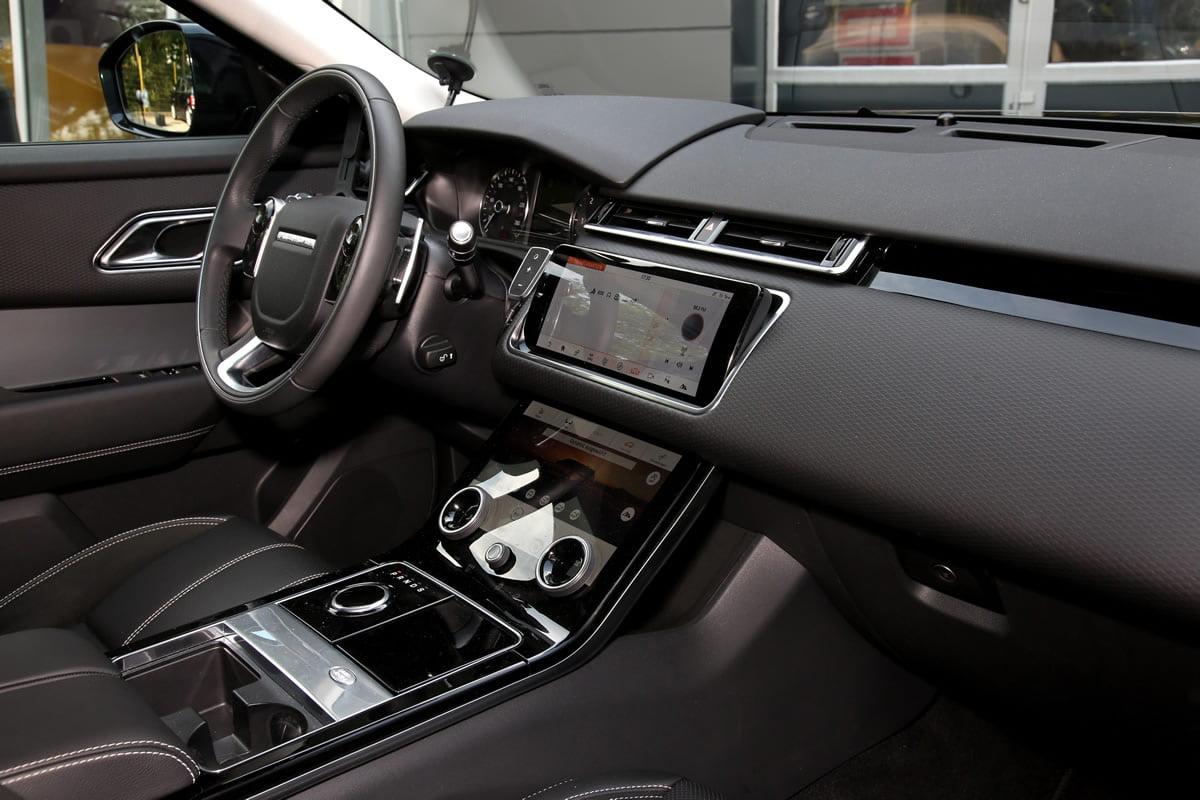 B&B Tuning Range Rover Velar Kokpiti