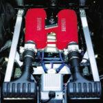 Ferrari 360 Challenge Stradale Motoru