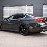 2018 BMW M5 Modifiye