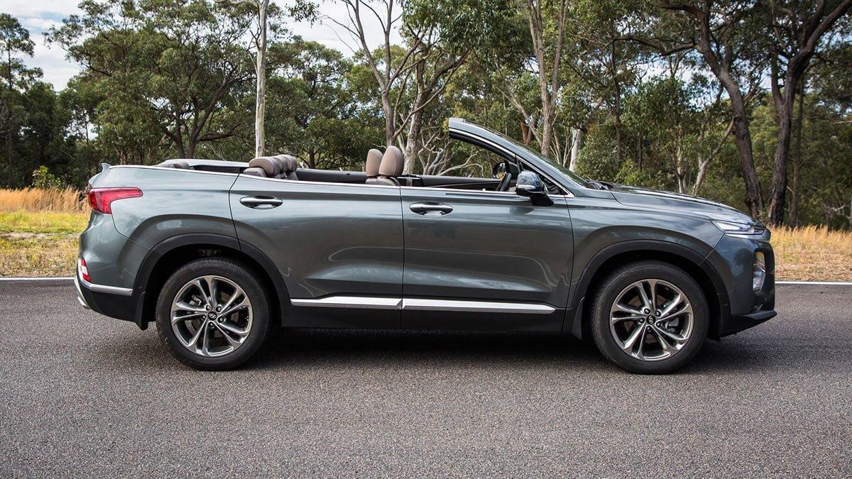 2019 Hyundai Santa Fe Cabriolet - Oto Kokpit