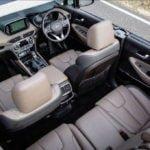 Hyundai Santa Fe Cabriolet İçi