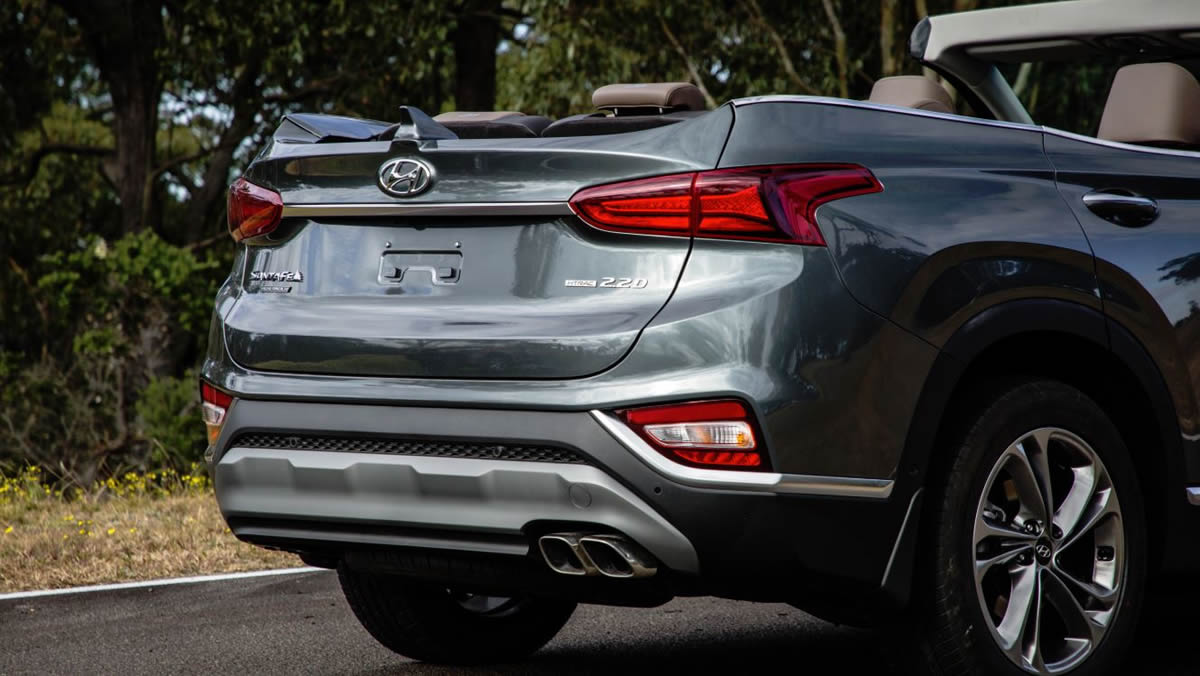 Hyundai Santa Fe Cabriolet Ne Zaman Çıkacak?