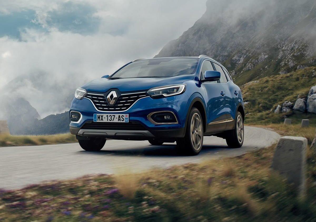 2019 Renault Kadjar Fotoğrafları