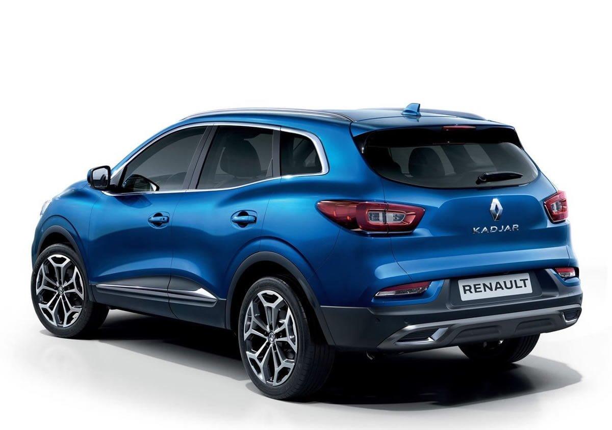 Makyajlı 2019 Yeni Renault Kadjar