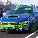 İğrenç Modifiyeli Subaru